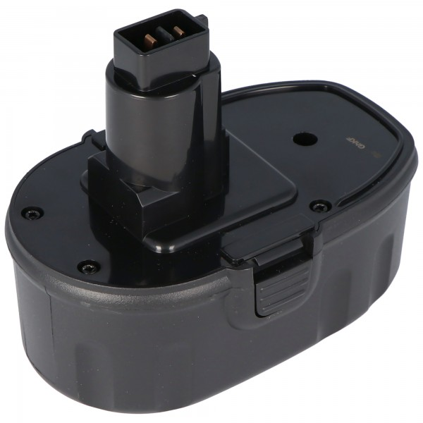 AccuCell batteri passer til Dewalt DW9095 18 Volt 3.0 Ah NiMH batteri
