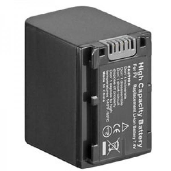 AccuCell batteri passer til Sony NP-FV90, NP-FV70, NP-FV50