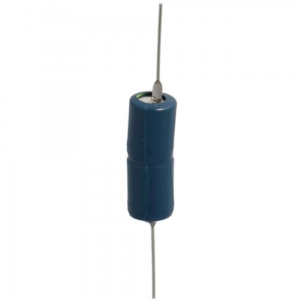 Batteri passer til Sanyo N-50SB2 Cadnica med aksialtrådstilslutning