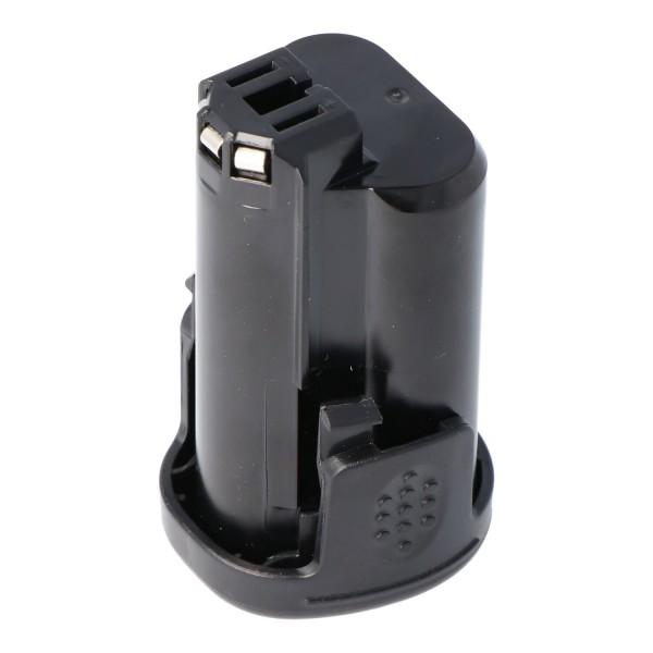 10,8 Volt Li-Ion-batteri passer til Bosch 2607336863, 2607336864, Bosch PMF 10.8 LI, Dremel 8200 Multi Max, Berner BTI 10.8 og andre enheder