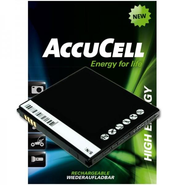 LG P990 kompatibelt batteri fra AccuCell LGFL-53HN, SBPL0103001, SBPL0103002