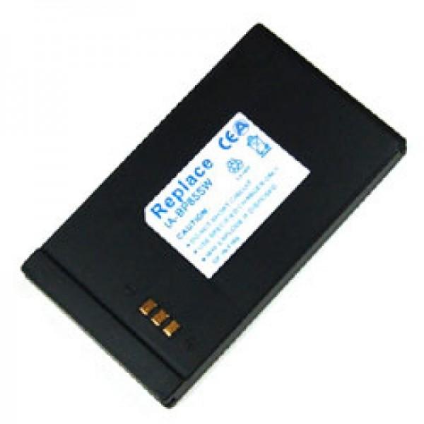 Batteri passer til Samsung IA-BP85SW, VP-DX10