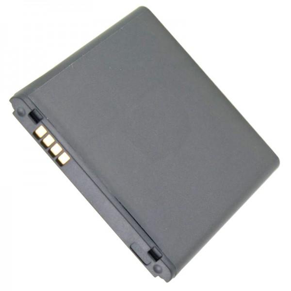 AccuCell Batteri passer til LG Optimus True HD LTE, Optimus LTE, Optimus 4G LTE