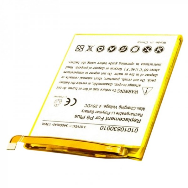 Batteri passer til Huawei Ascend P9 Plus batteri HB376883ECW