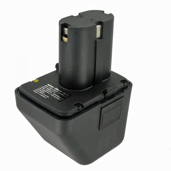 Batteri passer til Würth 7256020 batteri NiMH 12 Volt 2.0Ah ingen original Würth
