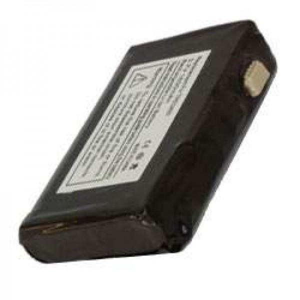 AccuCell batteri passer til Handspring Treo 600