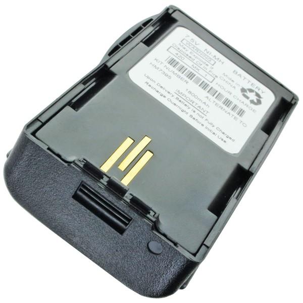 Batteri passer til Motorola Viser 1800mAh NTN7394, NTN7395, NTN7396 7,5 Volt 1800mAh