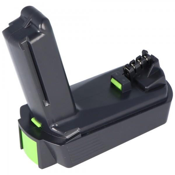 Batteri Imitation egnet til Festool BP-XS Batteri 2.5Ah Nr. 498616 til CXS Trådløs Drill