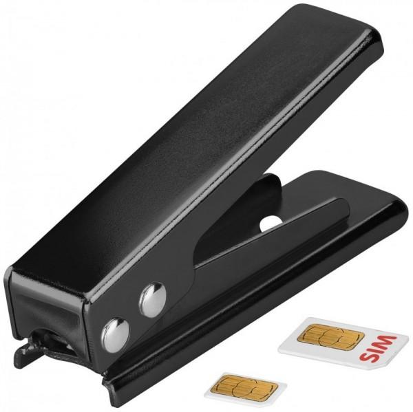 SIM-kort Die Micro, Kortstans SIM på Micro SIM, sort