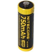 Nitecore Li-Ion batteritype 14500 - 750mAh - NL1475R