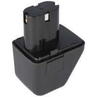 Batteri passer til Gesipa værktøjer 12V 1.4Ah, Würth G12, 070291510, ANG 12, 0702915, 0702915 10, 070291510061