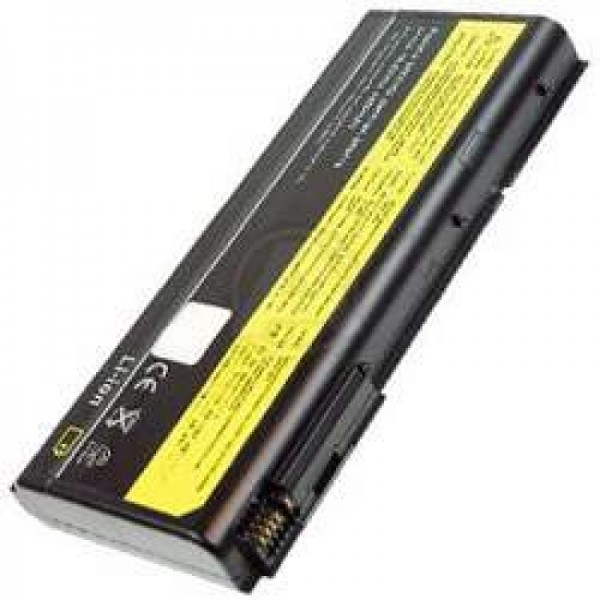AccuCell batteri passer til IBM ThinkPad G40, 08K8183, 4400mAh
