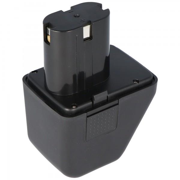 Batteri passer til Gesipa værktøjer 12V 1.7Ah ingen original Gesipa