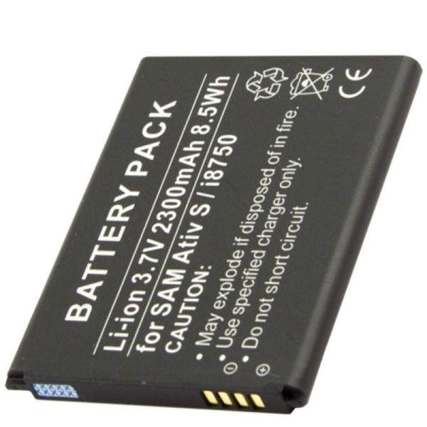 Samsung GT-I8370, GT-I8750, EB-L1M1NLA, EB-L1M1NLU batteri fra AccuCell