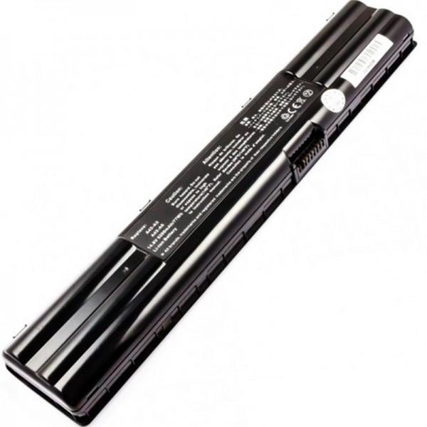 Asus A3, A6, Z91, A42-A3, A42-A6, A41-A3, A41-A6 Replica batteri fra AccuCell med 5200mAh