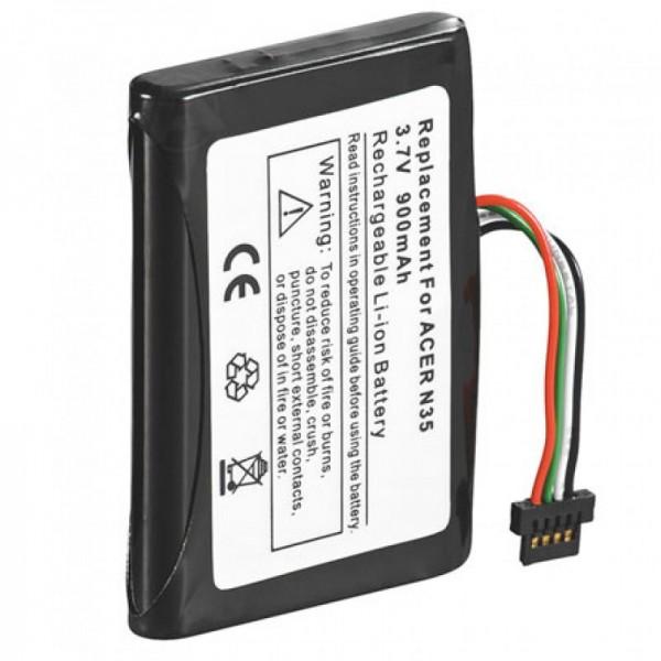 AccuCell batteri passer til Yakumo Alpha GPS batteri