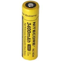 NiteCore Li-Ion Batteri 18650 - 3400mAh, 3,7V - NL189