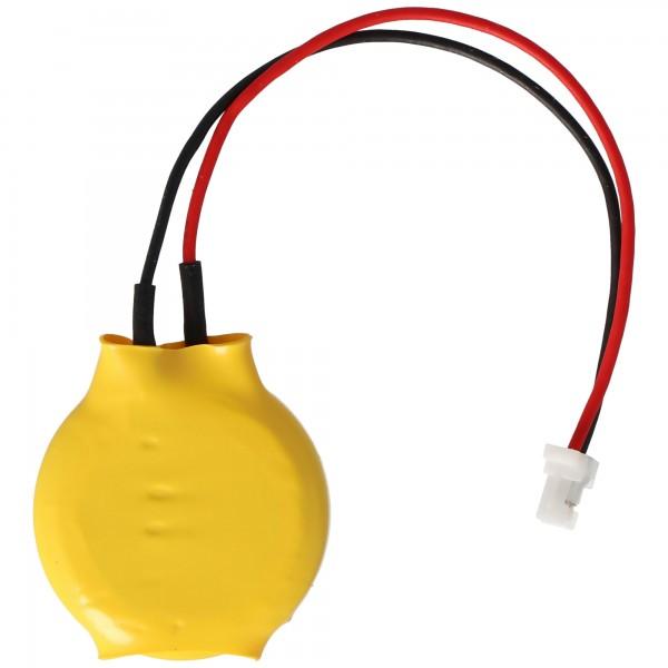 CMOS batteri CR2025 med litiumbatteri