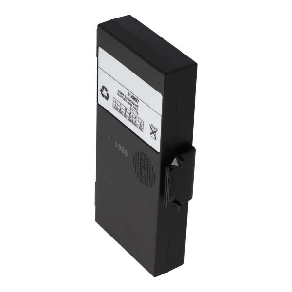 AccuCell batteri passer til Hetronic Nova, FBH1200, 6830303000