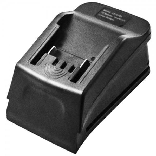 AccuCell opladningsadapter passer til batteriet 6.25457.00, 6.25459, 6.25468, 6.25469.00, 6.25499.00, 6.25527