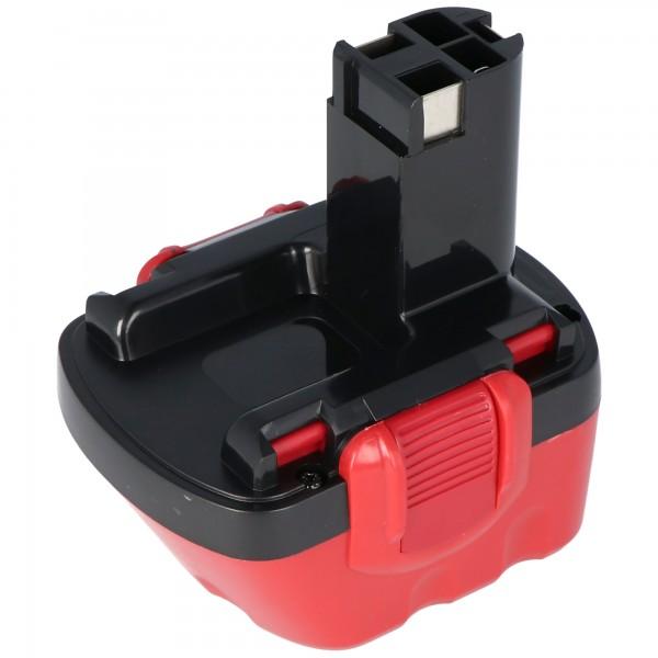Batteri passer til Bosch GSR 12 VE-2, GSB 12 VE-2 NiMH genopladeligt 3,0Ah
