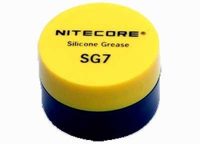 Nitecore silicone fedt SG7