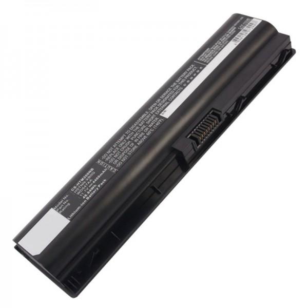 AccuCell batteri passer til HP TouchSmart tm2-1000 og meget mere