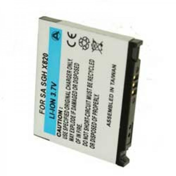 Batteri passer til Samsung SGH-D830 AB394235CECSTD