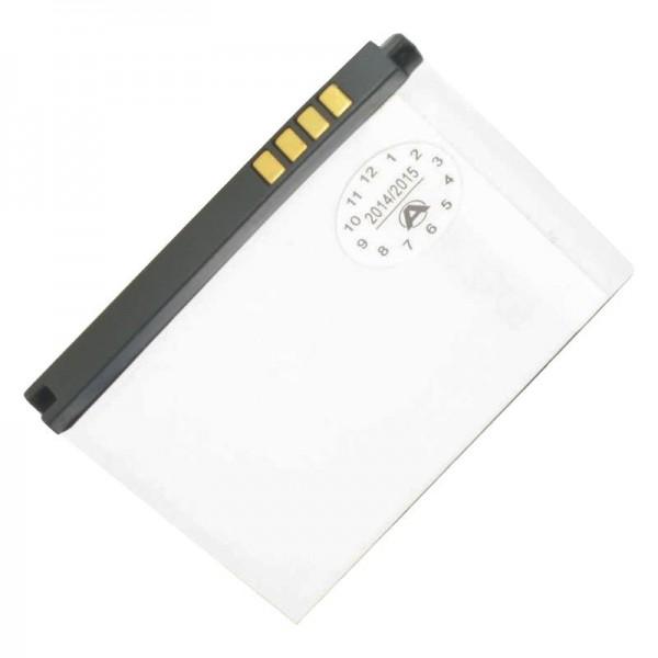 AccuCell batteri passer til LG BL20 batteri, 700mAh