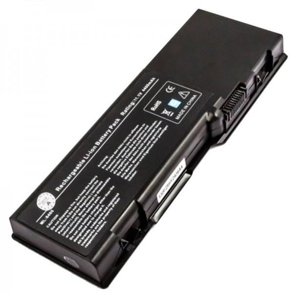 AccuCell batteri passer til Dell Inspiron 6400, E1505 4400mAh