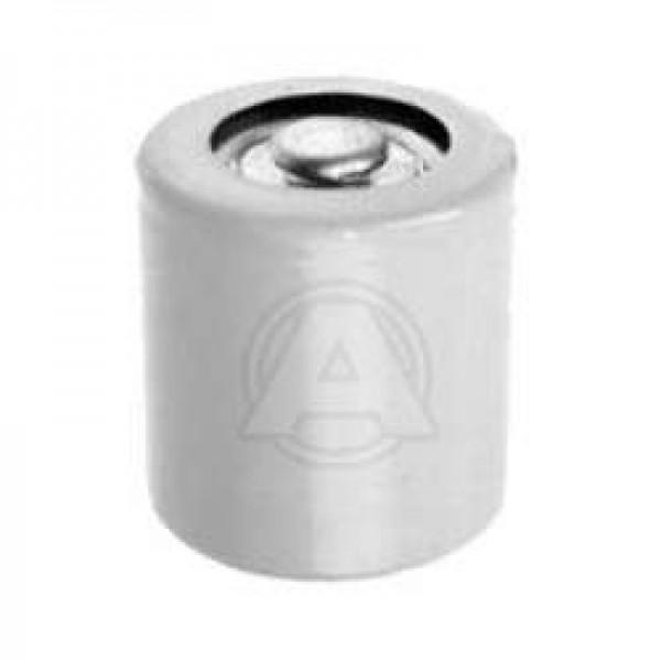 Saft VRE 1/2 D NiCd-batteri Mono 1/2 med loddetråd i Z-form