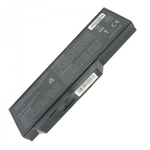 AccuCell batteri passer til MD97470 11.1 Volt 6600mAh