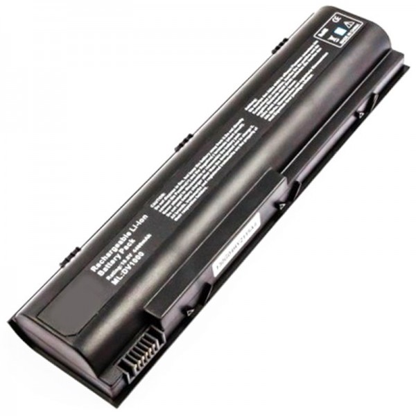 AccuCell batteri passer til Compaq Presario V5000, 367759-001
