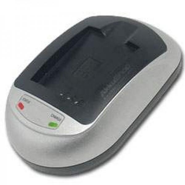 Hurtig oplader egnet til Contax BP-760S, Contax i4R Kyocera