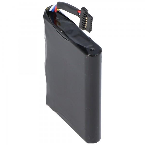 AccuCell batteri passer til Blue Media 255 batteri