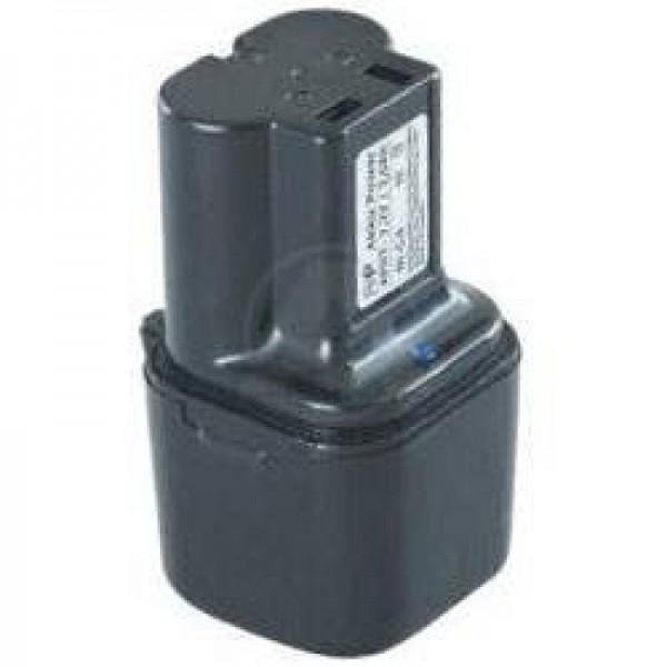 AccuCell batteri passer til Hitachi APHT 7.2V-3.0Ah NiMH