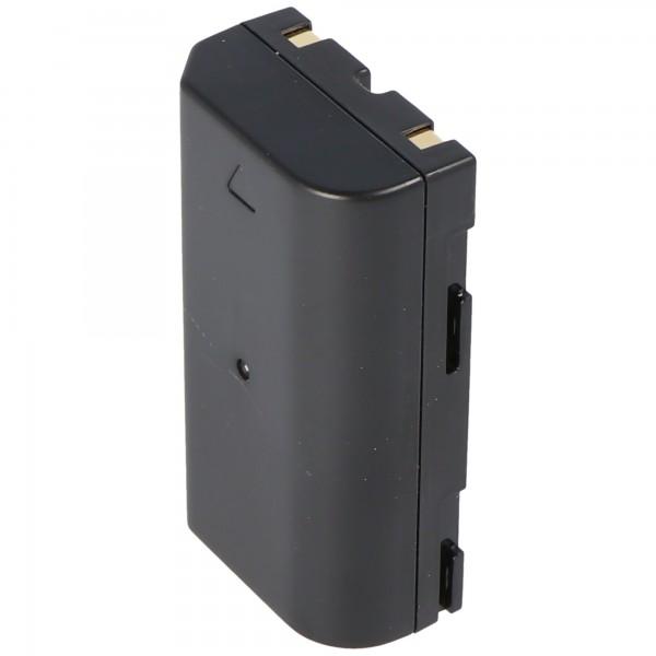 Batteri passer til Pentax EI-D-LI1, EI-2000, 54344, CO734