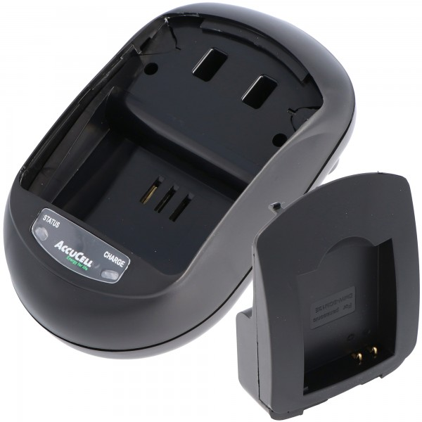 Hurtig oplader egnet til Panasonic batteri DMW-BCM13, DMW-BCM13E