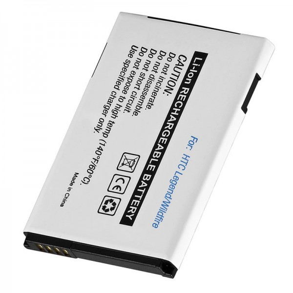 AccuCell batteri passer til HTC Touch Pro2, HTC Snap, 35H00123-00M