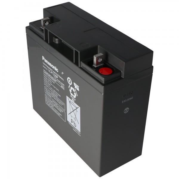 Panasonic LC-X1220P Batteri 12 Volt 20Ah X1220P Blybatteri