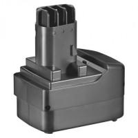AccuCell batteri passer til Metabo BS 12, BST 12, SB12, 12V NiMH 1,4Ah