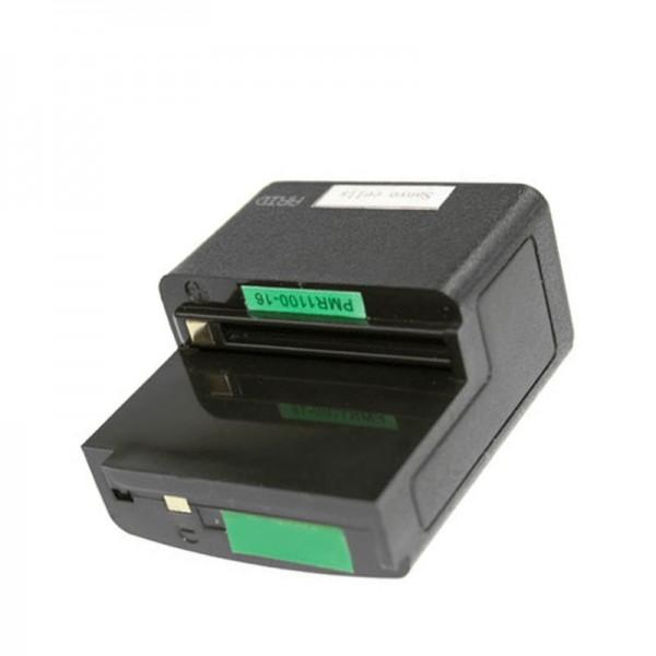 Batteri til håndholdt radio Grundig MT209 Batteri NH1100, NH1450, R2009, GT209