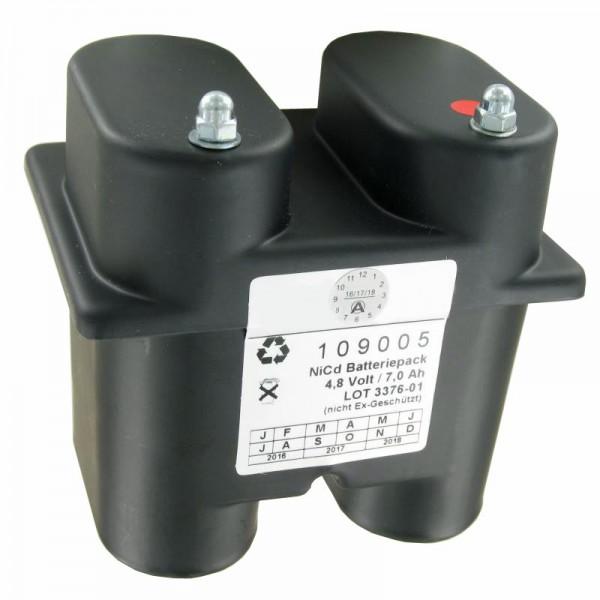 AccuCell batteri passer til Bosch HKE 100 G
