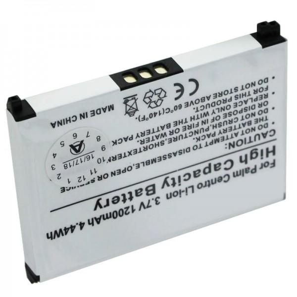 AccuCell batteri passer til Palm type 157-10079-00