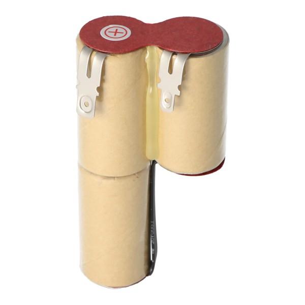 Batteri passer til Gardena ACCU3 batteri lawn edge shears Accu 3 med 2500mAh, med 4.8mm og 6.3mm