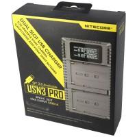 2 x hurtigoplader, der passer til batteriet Sony NP-FM500H, NP-F730, NP-F750, NP-F770, NP-F970, NP-F550 og identiske