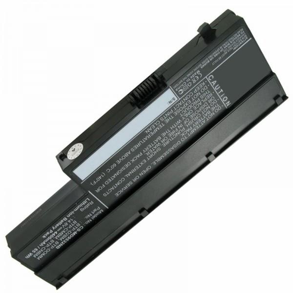 Medion MD97110 batteri som udskifteligt batteri fra AccuCell egnet til BTP-CWBM