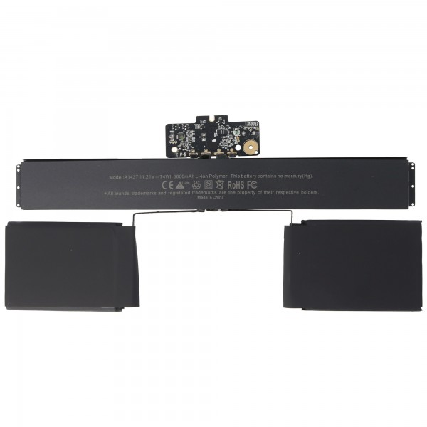 Batteri passer til Apple A1425 Batteri MacBook Pro 13 A1425 (slut 2012)