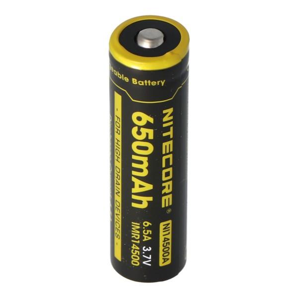 Nitecore Li-Ion batteritype 14500IMR