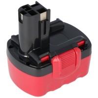 Batteri passer til Bosch GSR 14.4 VE-2, 2607335276 NiMH 3.0 Ah